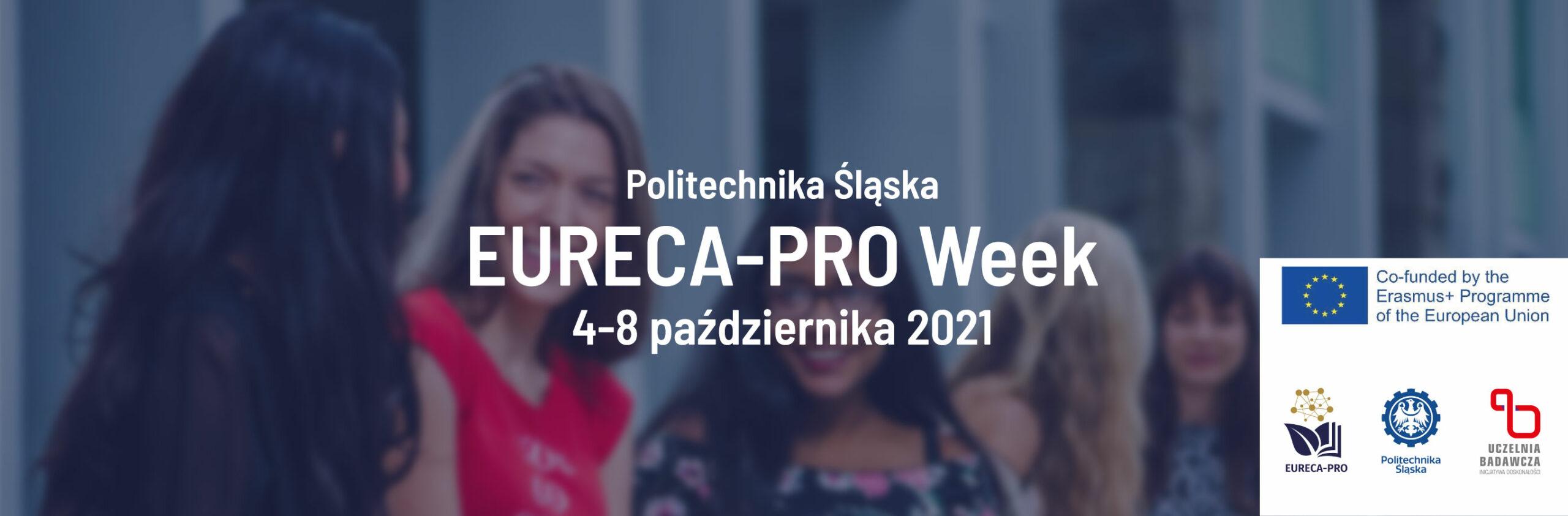 EURECA-PRO Week
