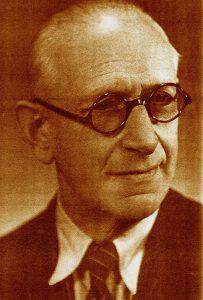 Prof. Eliasz Zielski