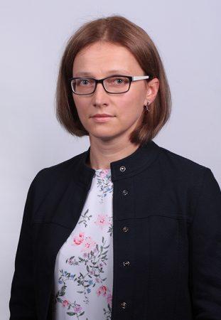dr inż. Anna Bulińska