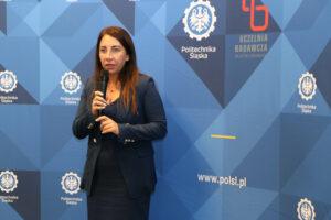 Dyrektor CITT dr inż. Magdalena Letun-Łątka